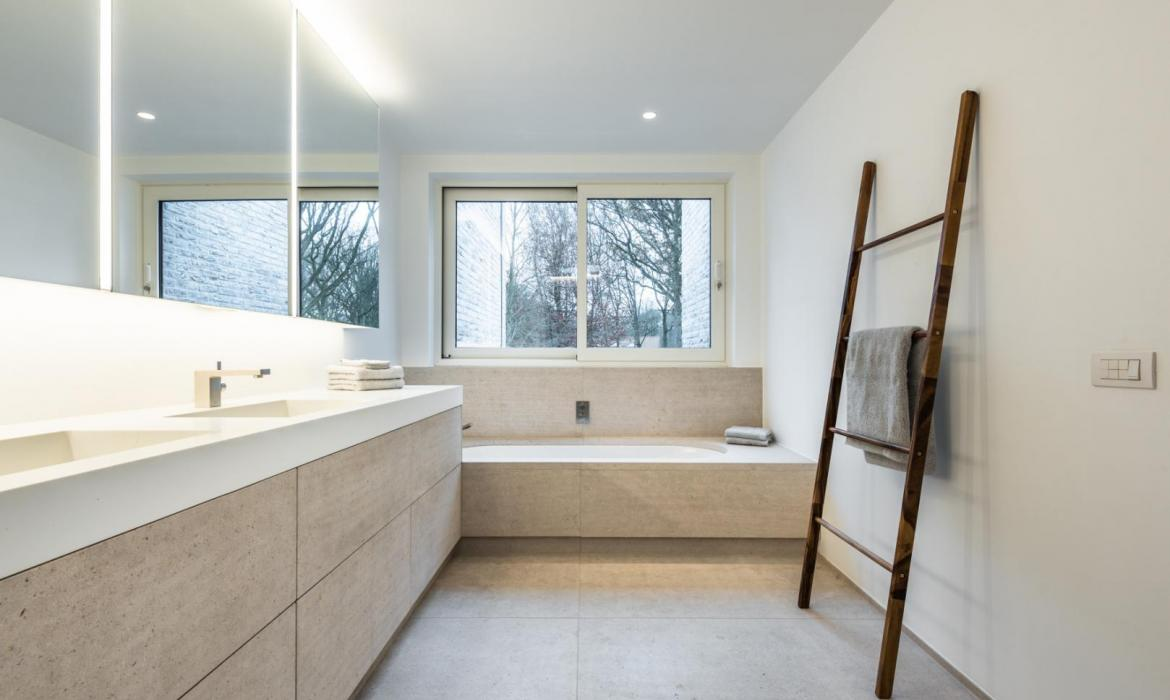 Solid Surface Badkamer : Bathroom l jacobs solid surface