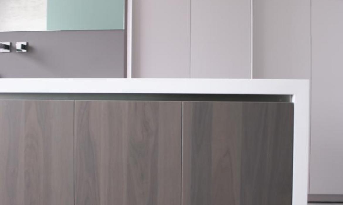 Solid Surface Badkamer : Bathroom ws jacobs solid surface